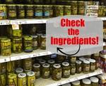 Pickles Ingredients