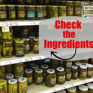Healthy Grocery Shopping Tips : Reading Ingredient Labels