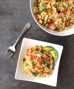 Thai-Inspired Quinoa