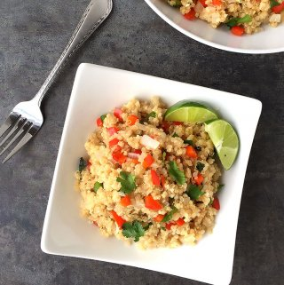 Thai-Inspired Quinoa