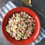 Ham and Pasta Salad