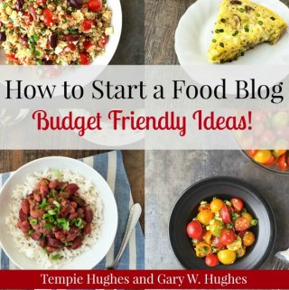 Announcing: How to Start a Food Blog Book