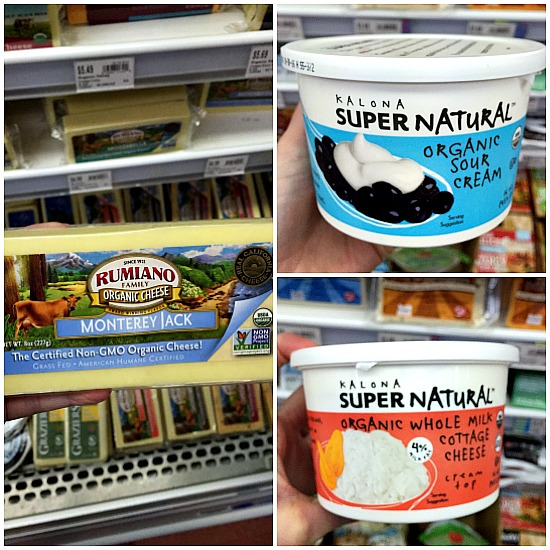 Natural Grocers Organic Dairy