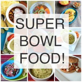 Super Bowl Food